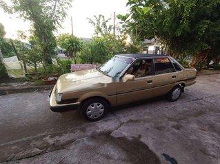 Cần bán xe Toyota Corona đời 1986, màu vàng, xe nhập, giá 60tr