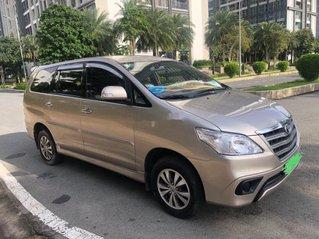 Cần bán xe Toyota Innova 2015, màu nâu, 420tr