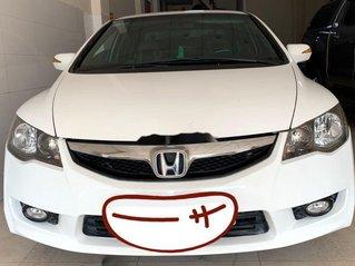 Cần bán Honda Civic đời 2011, màu trắng số tự động, 358 triệu