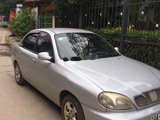 Cần bán xe Daewoo Lanos 2003, màu bạc xe gia đình