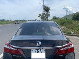 Bán Honda Accord sản xuất 2016, màu đen, giá chỉ 860 triệu