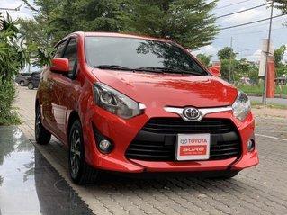 Bán Toyota Wigo năm 2018, màu đỏ, xe nhập