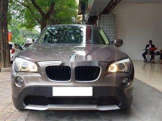 Bán BMW X1 đời 2011, màu nâu, nhập khẩu nguyên chiếc