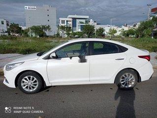 Cần bán Hyundai Accent năm 2018, màu trắng số sàn, giá 395tr