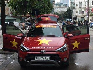 Bán xe Hyundai i20 Active sản xuất năm 2017, màu đỏ, nhập khẩu