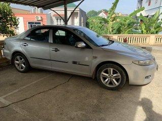 Bán lại xe Mazda 6 đời 2004, màu bạc, nhập khẩu