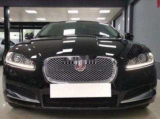 Cần bán Jaguar XF năm 2015, màu đen, xe nhập