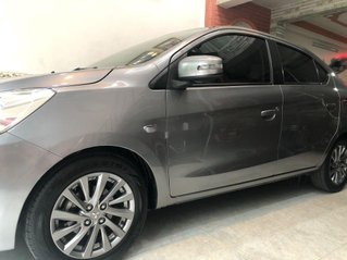 Bán xe Mitsubishi Attrage năm 2017, màu xám, 355tr