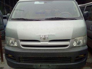 Chính chủ bán lại xe Toyota Hiace sản xuất 2007, nguyên bản