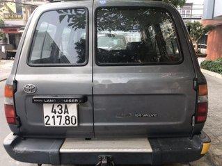 Bán Toyota Land Cruiser 1997, màu xám, nhập khẩu, giá 135tr