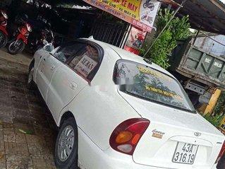 Bán Daewoo Lanos sản xuất năm 2002, màu trắng, nhập khẩu nguyên chiếc