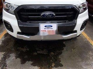 Bán ô tô Ford Ranger đời 2018, màu trắng, nhập khẩu, giá 745tr