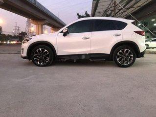 Bán Mazda CX 5 sản xuất năm 2017, màu trắng, 672 triệu