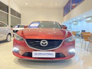 Cần bán Mazda 6 năm sản xuất 2018, màu đỏ, giá tốt