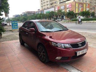 Bán xe Kia Forte đời 2009, màu đỏ, nhập khẩu Hàn Quốc
