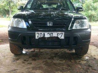 Cần bán xe Honda CR V 1999, màu đen, nhập khẩu