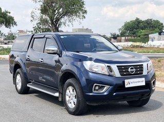 Bán Nissan Navara sản xuất năm 2018, màu xanh lam, nhập khẩu