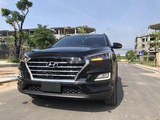 Bán xe Hyundai Tucson sản xuất năm 2020, màu đen, 850tr