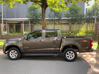 Cần bán lại xe Chevrolet Colorado sản xuất 2017, màu nâu còn mới, giá tốt