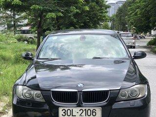 Bán BMW 3 Series 320i sản xuất 2007, màu đen, nhập khẩu chính chủ