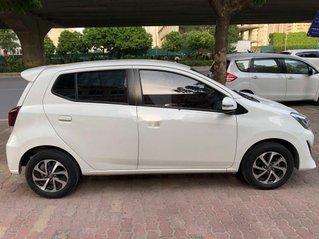 Bán xe Toyota Wigo đời 2018, màu trắng, nhập khẩu nguyên chiếc, 296 triệu
