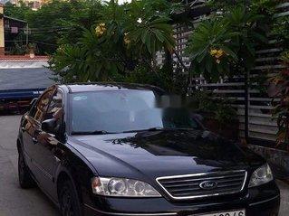 Bán Ford Mondeo đời 2003, màu đen, nhập khẩu nguyên chiếc, ít sử dụng, giá tốt