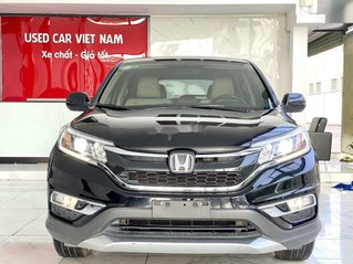 Bán Honda CR V 2.0AT năm sản xuất 2015, màu đen, biển TP