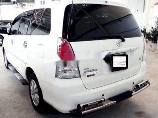 Bán xe Toyota Innova đời 2009, màu trắng, nhập khẩu