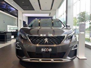 Bán Peugeot 5008 đời 2020, màu xám
