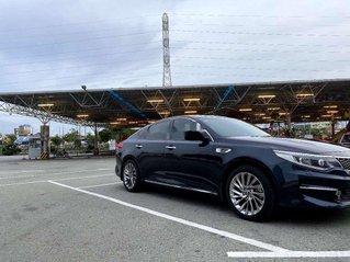 Bán xe Kia Optima sản xuất 2017, màu xanh lam, 680tr