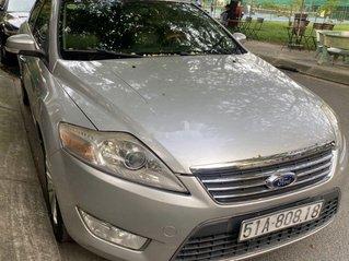 Cần bán xe Ford Mondeo sản xuất 2009, màu bạc, giá tốt
