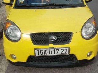 Chính chủ bán Kia Morning năm 2007, màu vàng, xe nhập