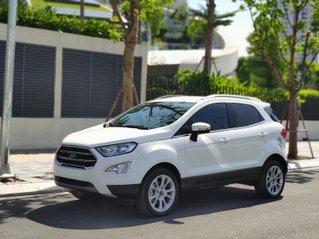 Cần bán Ford EcoSport đời 2018, màu trắng
