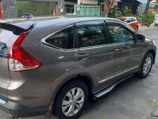 Bán ô tô Honda CR V đời 2013, màu nâu, giá 610tr