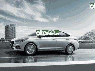 Bán xe Hyundai Accent đời 2020, màu bạc, giao xe nhanh