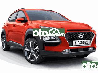 Bán xe Hyundai Kona đời 2020, màu đỏ