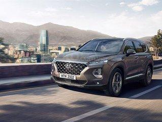 Bán xe Hyundai Santa Fe đời 2020, giao xe toàn quốc