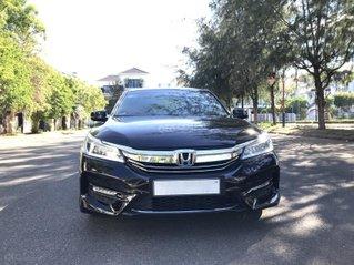 Bán xe Honda Accord 2.4 sản xuất năm 2018, màu đen, chính chủ