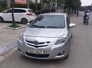 Bán ô tô Toyota Vios đời 2009, màu bạc