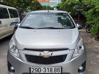 Bán gấp Chevrolet Spark Van đời 2012, màu bạc