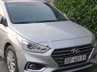 Bán Hyundai Accent đời 2018, màu bạc, xe nhập giá cạnh tranh
