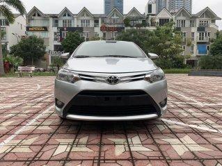 Bán xe Toyota Vios đời 2018, màu bạc