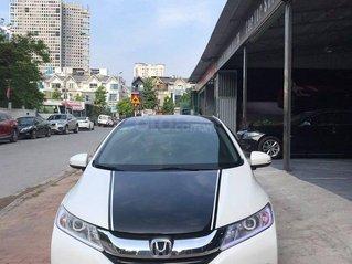 Bán xe Honda City SX năm 2016 hai màu, đi 52 000km