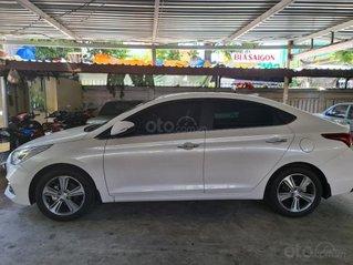 Bán gấp xe Hyundai - Accent ATH sản xuất 2020 màu trắng