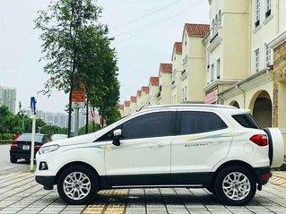Cần bán xe Ford EcoSport sản xuất 2018, màu trắng