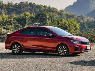 Hỗ trợ 50% trước bạ, Honda City 2020 giảm 40 triệu tiền mặt, phụ kiện