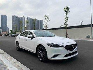 Bán Mazda 6 sản xuất 2019, màu trắng, giá cạnh tranh