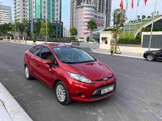 Bán xe Ford Fiesta năm 2012, màu đỏ