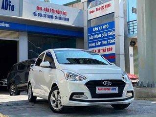 Bán Hyundai Grand i10 năm sản xuất 2019, màu trắng, chính chủ