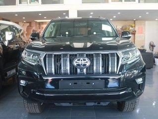 Cần bán Toyota Prado, sản xuất 2020 màu đen nội thất đen
